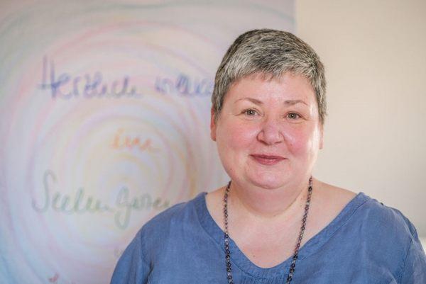 Christine Krokauer. Bild: Britta Leonhard-Kuschner.